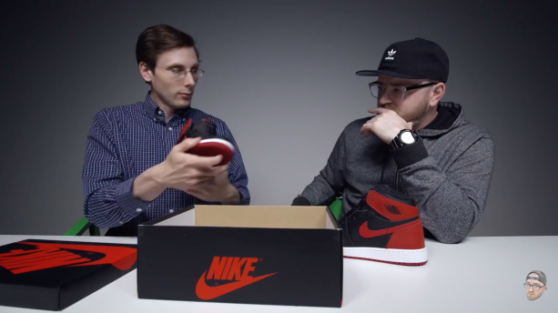 """e0537a27baea52 This comes to us via YouTube. """" Unboxing every Air Jordan sneaker released  during Michal Jordan s incredible professional basketball career."""