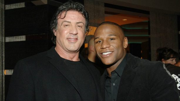 Sylvester Stallone Talks about how he is pulling for Conor McGregor to beat Floyd