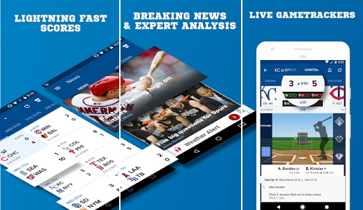 CBS Sports Has a Mobile App Available That is Right Up Your Alley