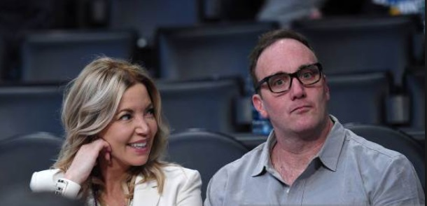 Lakers Boss in Charge Dating Controversial Jay Mohr
