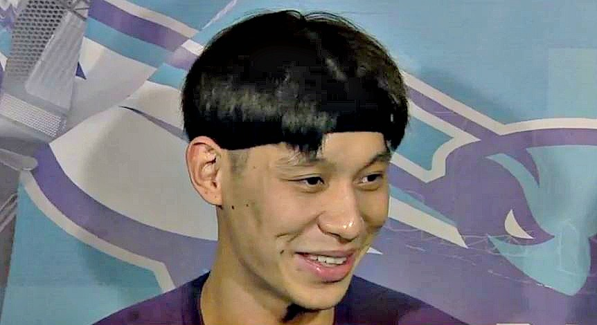 Jeremy Lin's Latest Hairstyle is Linsane