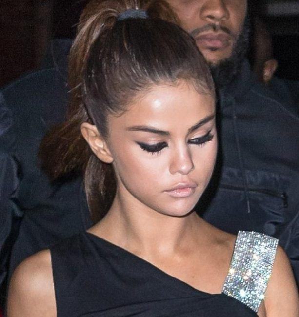 Selena Gomez suffers a Double Wardrobe Malfunction
