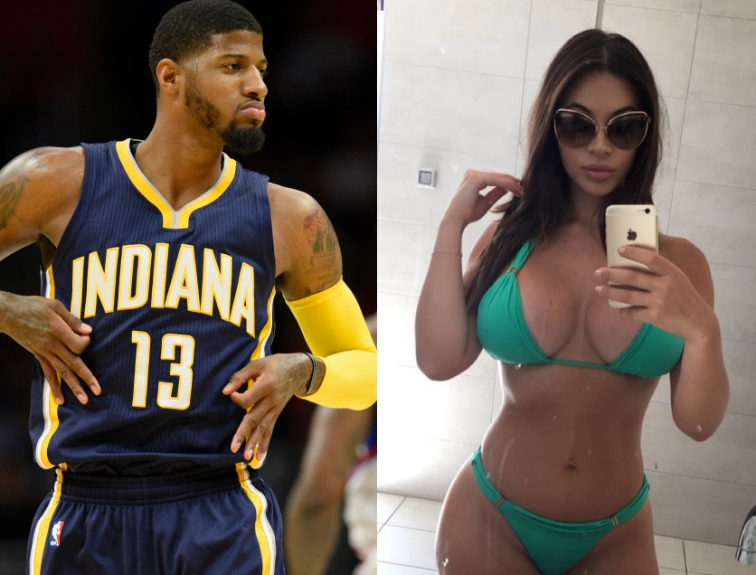 Indiana Pacers superstar Paul George is having quite an interesting off  season. The Paul George to the Lakers rumors aren t going anywhere anytime  soon 42c90fa84