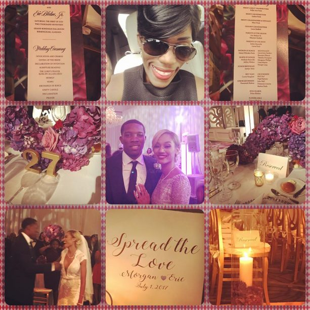 Suns Star Eric Bledsoe Got Married Over The Weekend