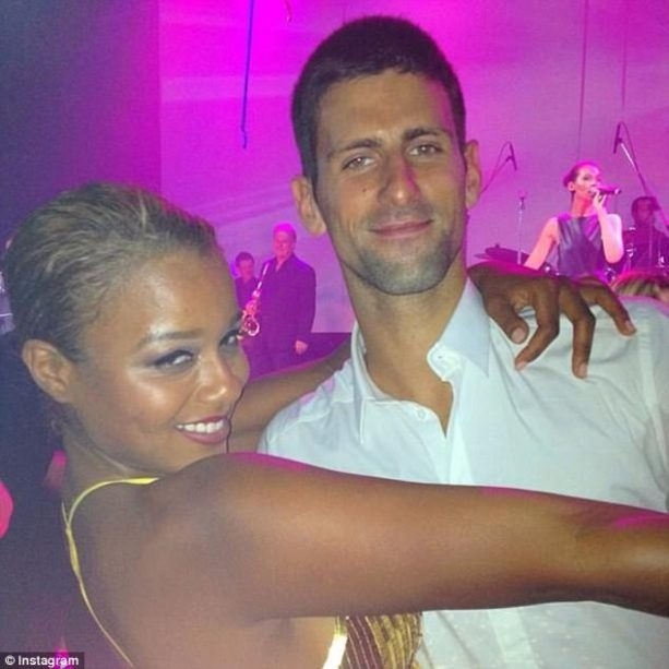 Novak Djokovic Cheating on his Wife with this Woman?