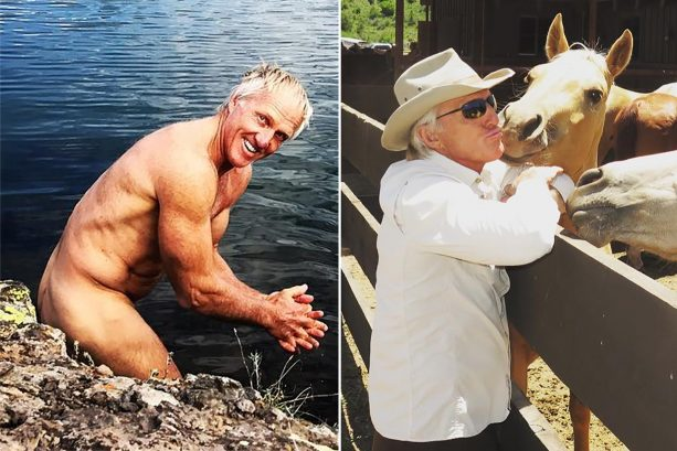 Greg Norman's IG is Full of Nudity and Horse Sex