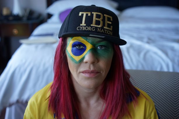 Cris Cyborg Has Been Undefeated And Unbroken For The Last 10 Years So When She Wears A Hat Says Tb Best Ever It S Truth