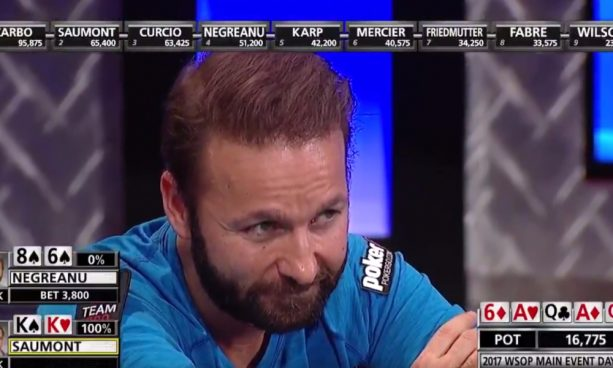 Do Not Talk to this Poker Player During A Hand