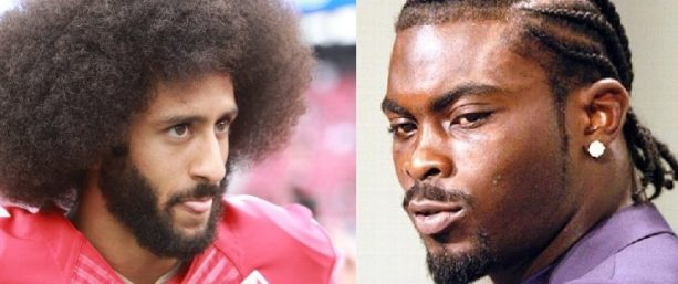 Michael Vick Giving out Hair Advice to Colin Kaepernick is Laughable