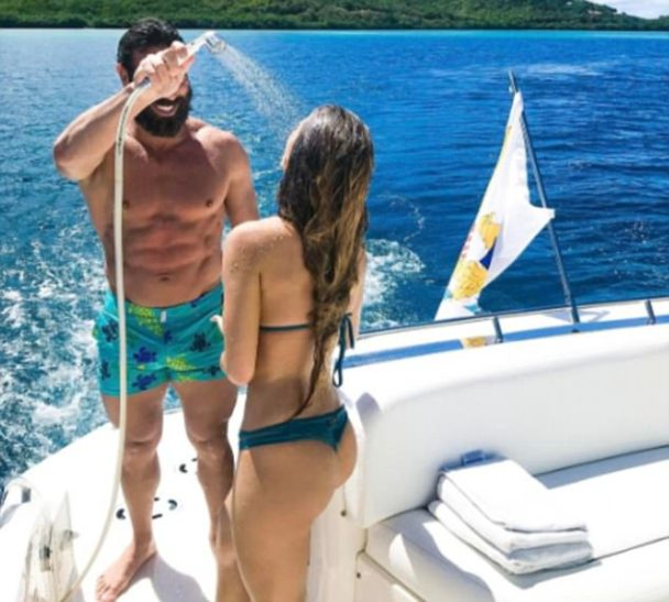 Dan Bilzerian Shows His New Super Sexy Girlfriend