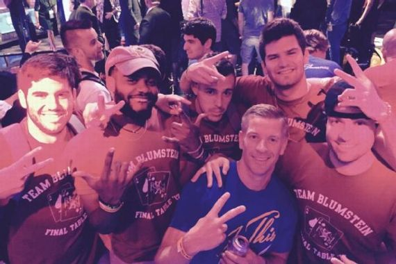 WSOP Winner's Friends turn $60 Bucks into $40K