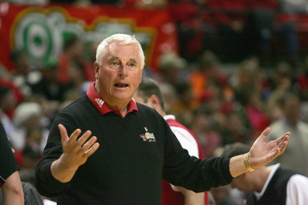 The FBI Investigated Bobby Knight For Allegedly Groping Four Women