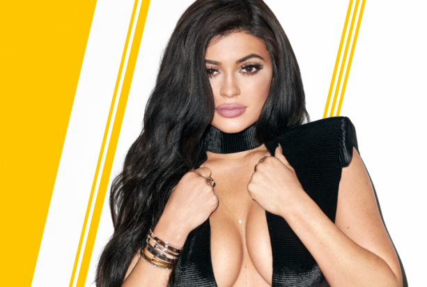 Kylie Jenner Before and After Chest Enhancement Surgery