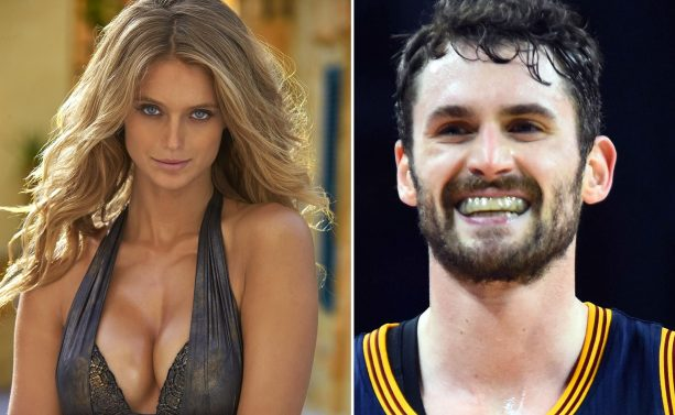 Kevin Love and Girlfriend All about That ESPYs party