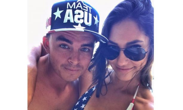 Rickie Fowler and His GF Had a Blast on 4th of July