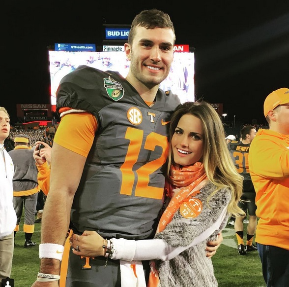 College Quarterbacks Are Getting Engaged Way Too Soon