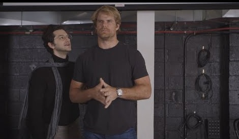 Greg Olsen 'Trains' at Upright Citizens Brigade with Comedy Star