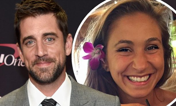 Aaron Rodgers New Girlfriend Works For Espn Terez Owens 1 Sports Gossip Blog In The World