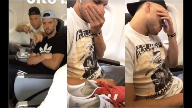 Chandler Parsons Makes Blake Griffin's Flight a Living Hell!