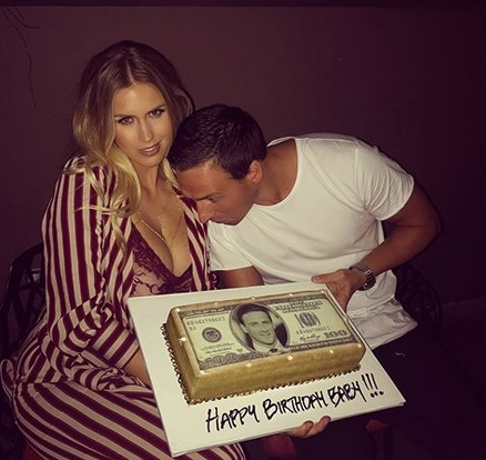 Jeah Ryan Lochte's Birthday Cake is Awful