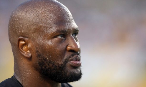 James Harrison Fake Comments about National Anthem sitters is Pretty Funny