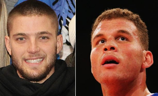 Blake Griffin and Chandler Parsons Partied Poolside in Vegas