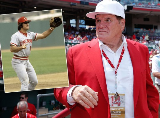 Woman claims Pete Rose had sex with her when she was Underage