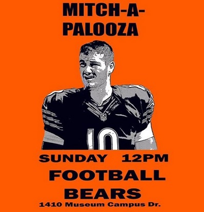 Mitch Trubisky All the Rage in Chicago