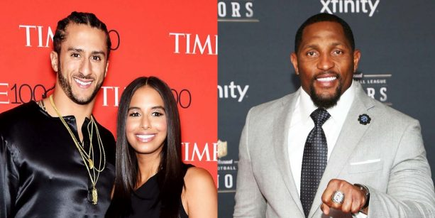 Ray Lewis Places the Blame Squarely on Kaepernick's Girlfriend