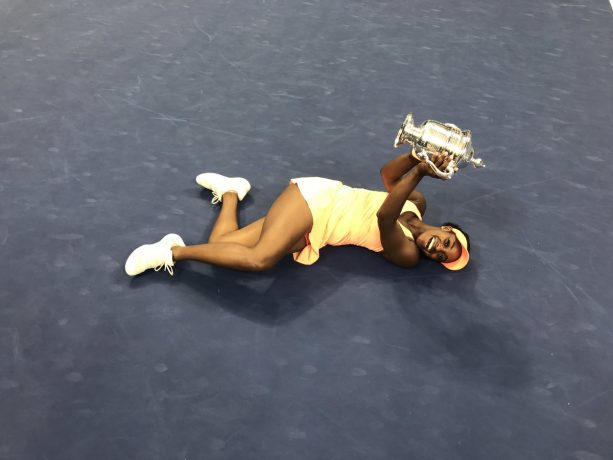 Sloane Stephens Can Get It