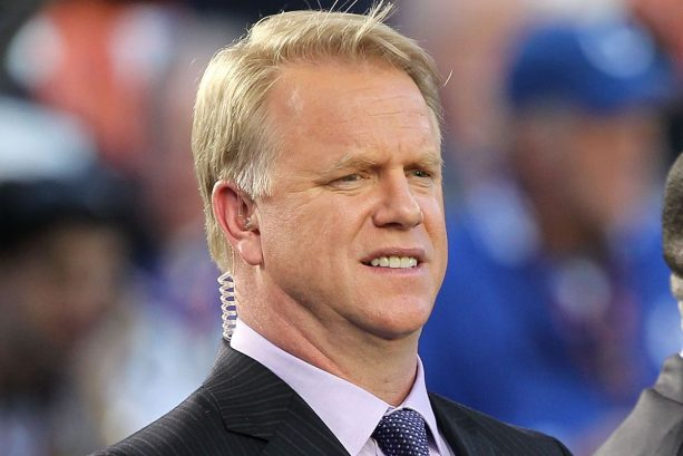 Boomer Esiason Immediately Addresses the Elephant in the Room with New Re-branded Show