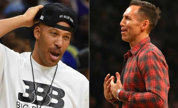 LaVar Ball Decides to Take a Shot at Steve Nash For No Reason