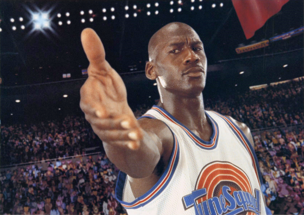 "Ever Wonder What Day ""The Ultimate Game"" in 'Space Jam' Took Place?"