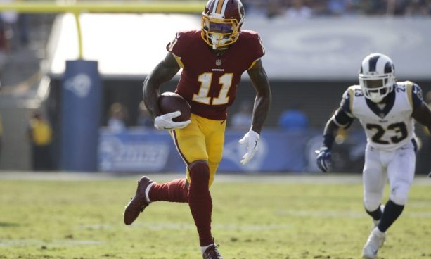 Terrelle Pryor Asks Rams Safety to Not Go at His Knees