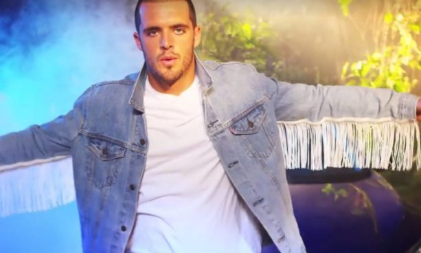 Derek Carr Just Dropped a Music Video and It's Definitely Worth a Watch