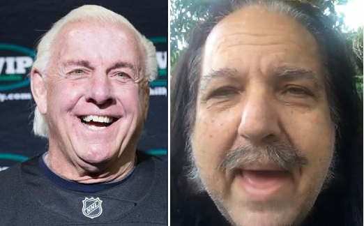Ron Jeremy Hedges the Ric Flair's Sex Count of 10,000