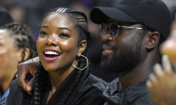 Gabrielle Union Goes Hard as a Mother at the Latest NBA Player Rankings
