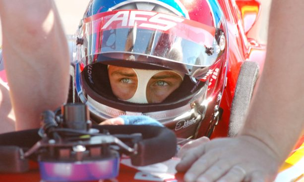 The New 'Bachelor' is a Former Indy 500 Driver