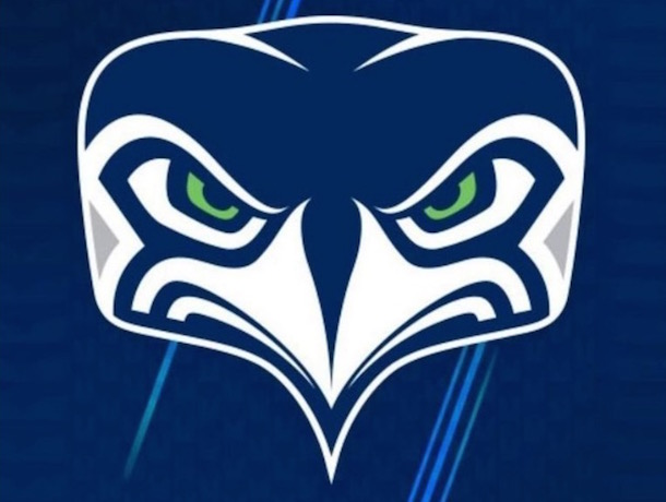Internet Going HAM On New Seahawks Logo