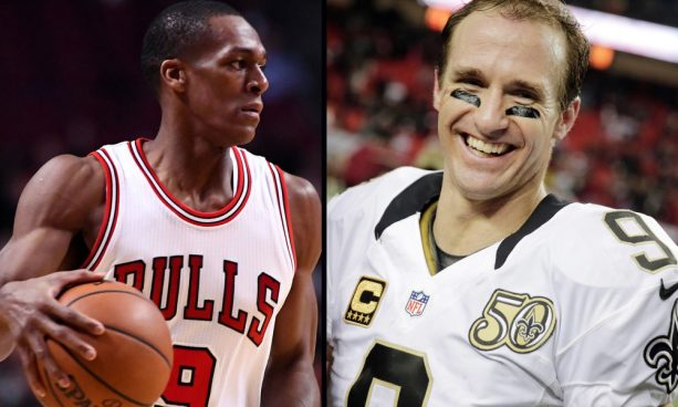Drew Brees was Blown away by Rajon Rondo's QB Skills
