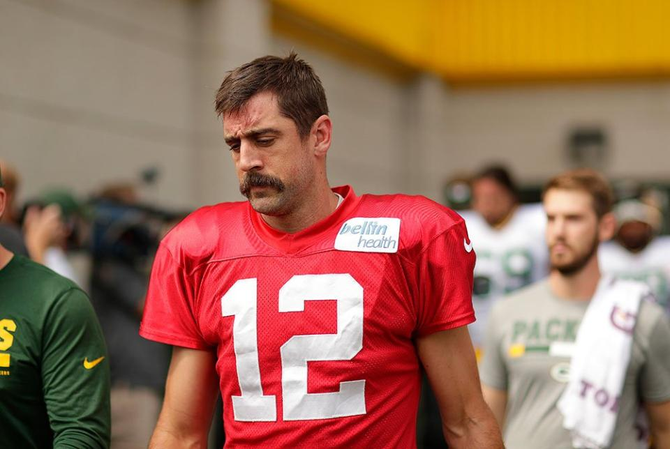 Aaron Rodgers: I Think The NFL Is Getting Closer To Welcoming A Gay Player