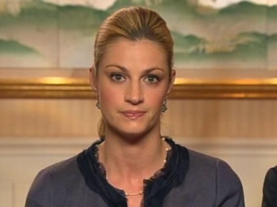 Erin Andrews Goes Hard at the Haters