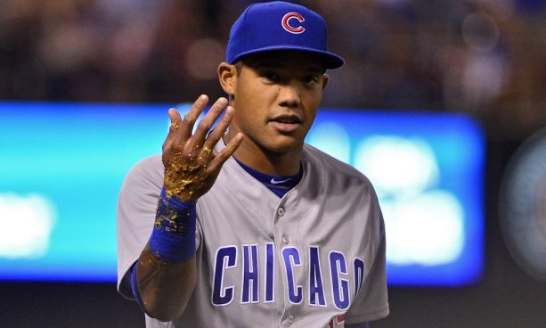 Addison Russell Made Things Whole with Fan After Destroying his Nachos