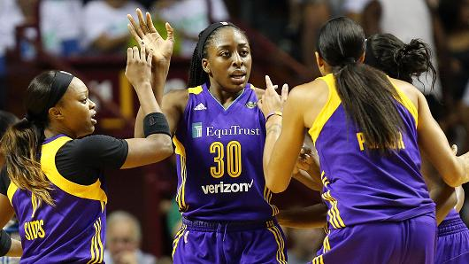 WNBA superstar earns just 20% of an NBA player's salary, outraged?