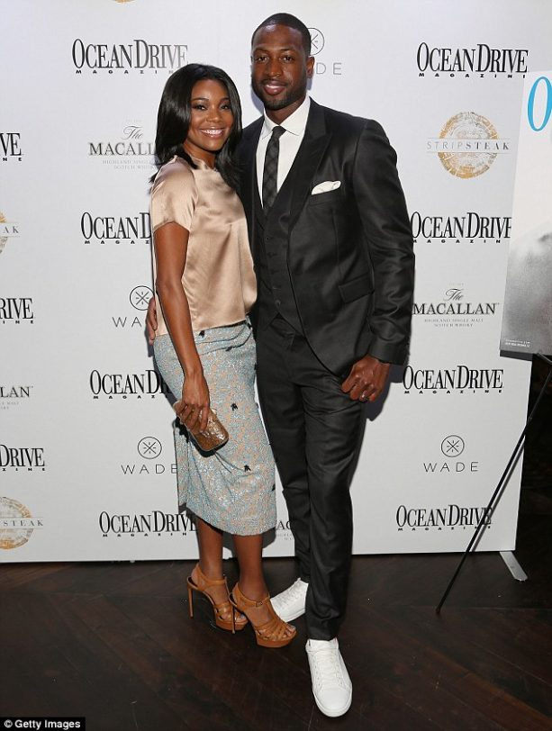 Dwyane Wade's Wife Gabby Union Lightens Her Skin?
