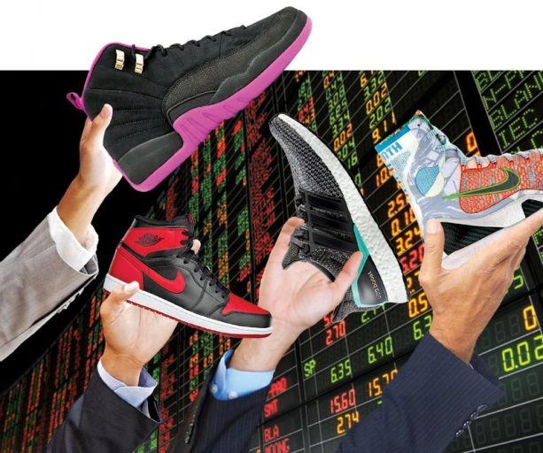 The Top Ten Shoes on the Sneaker Stock Exchange