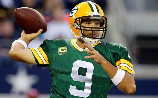 Tony Romo To Replace Aaron Rodgers?