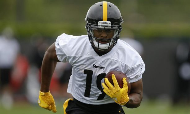 Juju Smith-Schuster Not Happy with his Madden Speed Rating