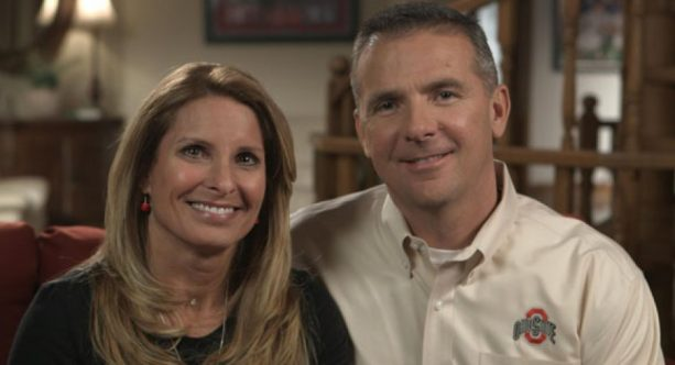 Urban Meyer's Wife Feeling Some Kind of Way about Kaepernick