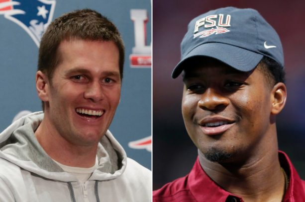 Jameis Winston Finally got to meet Tom Brady and Geeked Out; Here's What He Said